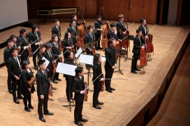 Concert with Collegium Musicum Hong Kong at Hong Kong City Hall Concert Hall